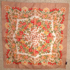 Durazon Vintage Scarf Made in Japan