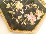 Victorian Revival Purse Floral Little Bag Vintage Accessories