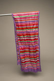 Colorful Stripes Long Scarf Vintage Accessories