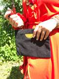 Reva Black Evening Purse Bag Vintage Accessories