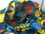 Xita Slouch Bag Colorful Vibrant Handmade Big Handbag