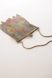 Art Deco Bag Soldered Metal Mesh Purse Made in Germany
