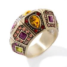 heidi daus tiered delights jewelry ring bijoux jewellery