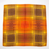 Vivienne Retro Plaid Scarf Vintage Accessories