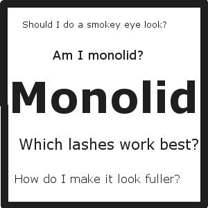 3 must know factors to pick the best fake lashes for your Asian or monolid eyes