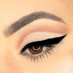 Add a wing for a more dramatic cut crease