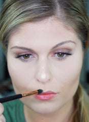 Highlighting your Cupid's Bow