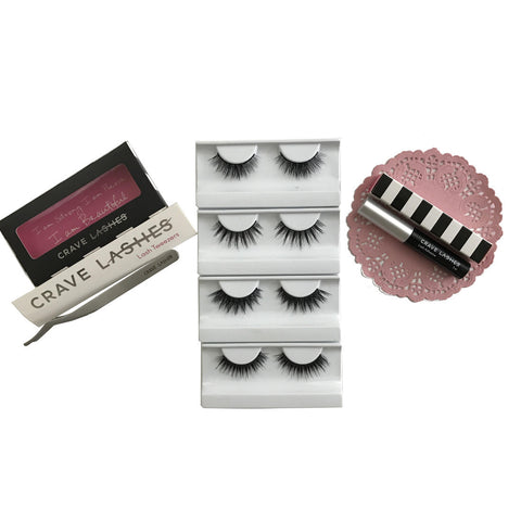 Lengthening + Volumizing Lash Starter Set