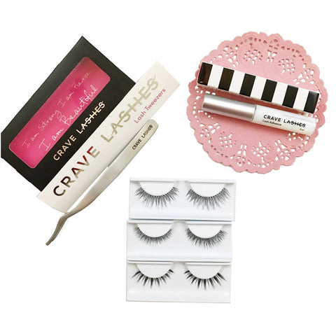 Natural Lash Starter Set