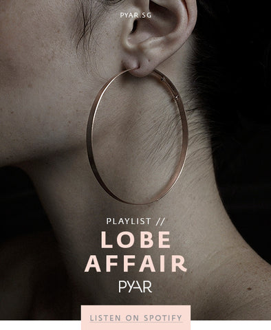 PYAR // LOBE AFFAIR PLAYLIST