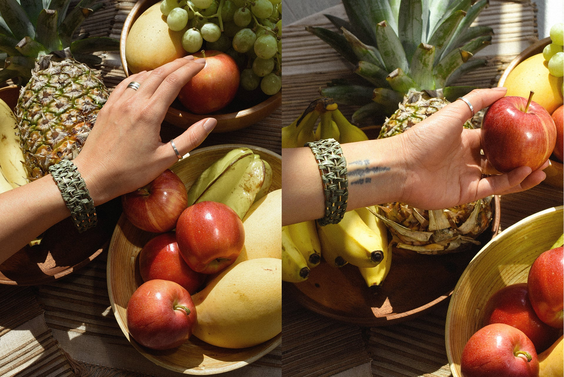 PYAR PARADISE PALM BANGLE