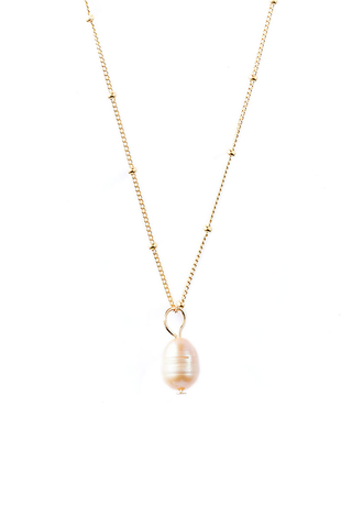 PINK PEARL AMULET