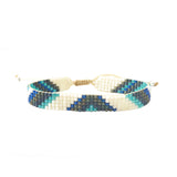 Bahama Breeze Beaded Bracelet