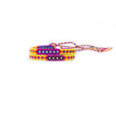 Beach Bum - Wayuu Give Bracelets - 1