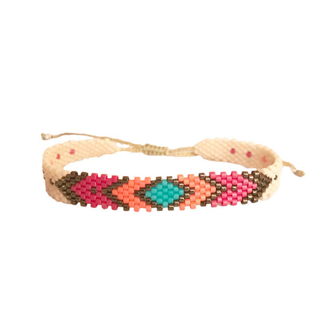 Sunkissed Beaded Bracelet