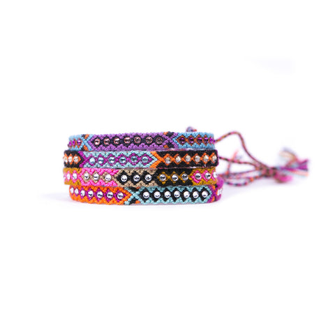 Beautiful Babe - Wayuu Give Bracelets - 1