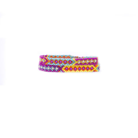 Courage Bracelet - Wayuu Give Bracelets - 1