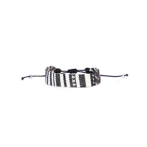 Inka Striped - Wayuu Give Bracelets - 1