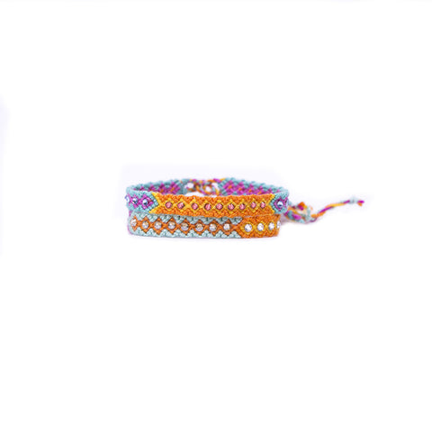 Cutie Pie - Wayuu Give Bracelets - 1