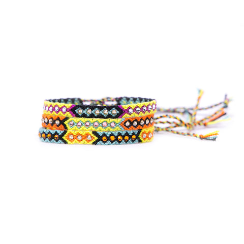 Brighten Me Up - Wayuu Give Bracelets
