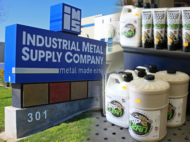 Industrial Metal Supply Partnership