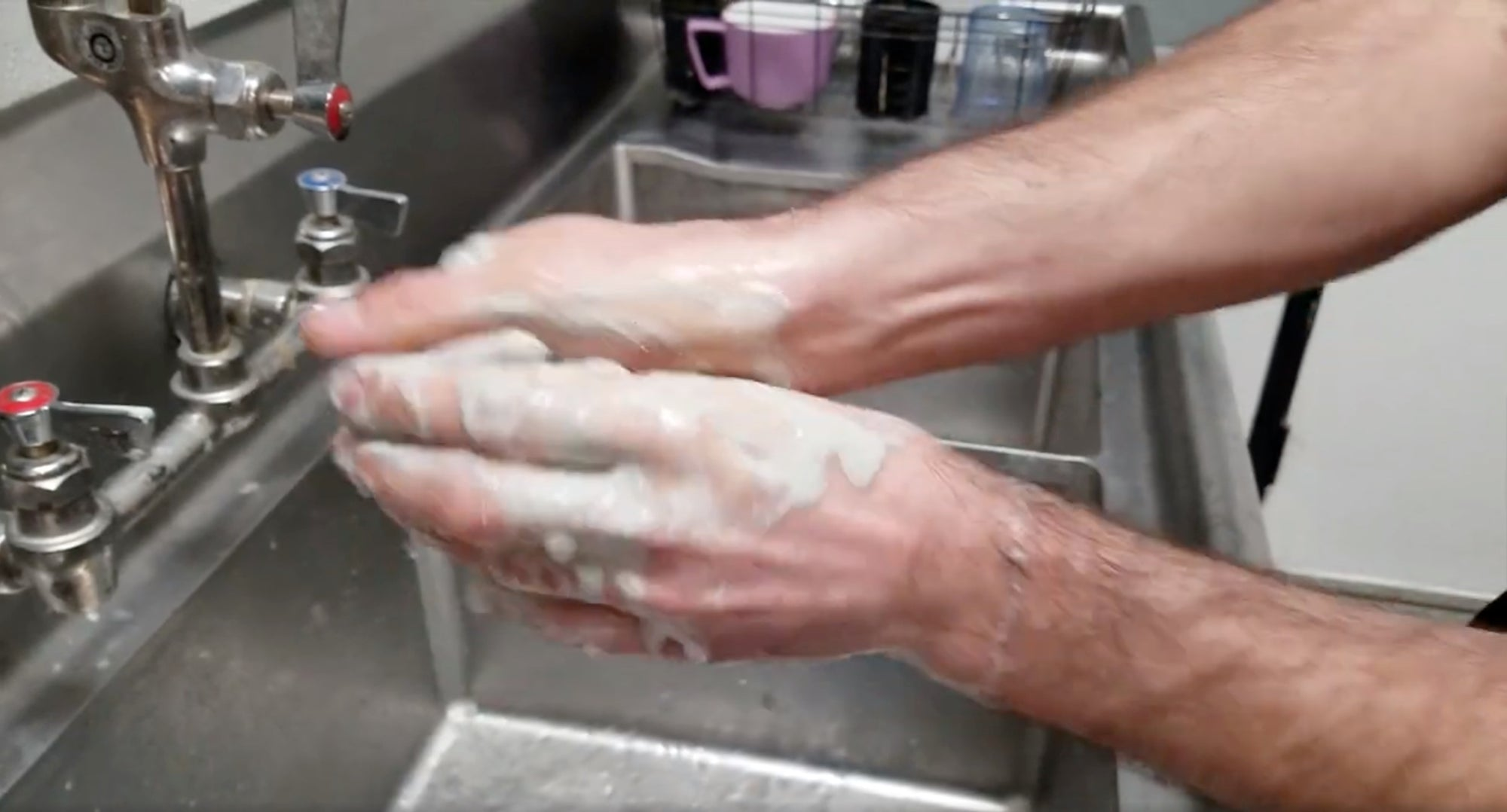 How to remove axle grease from your hands