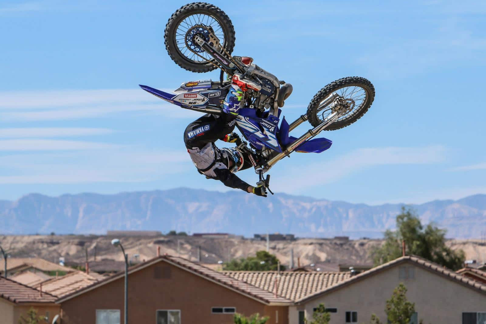 Jarryd McNeil Teaches us How to Whip a Dirtbike