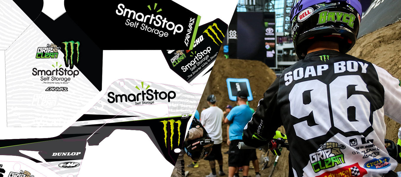 Grip Clean owner Bryce Hudson partners with SmartStop Self Storage