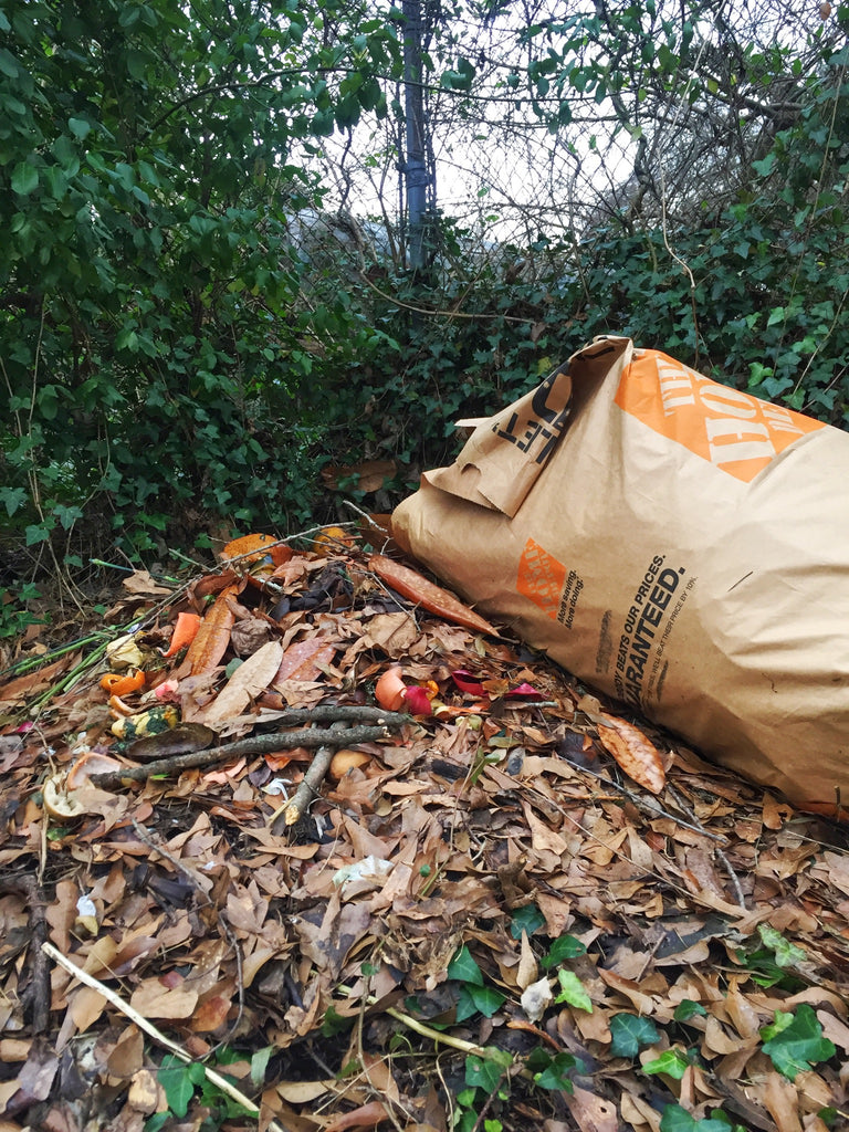 composting is a guerilla tactic