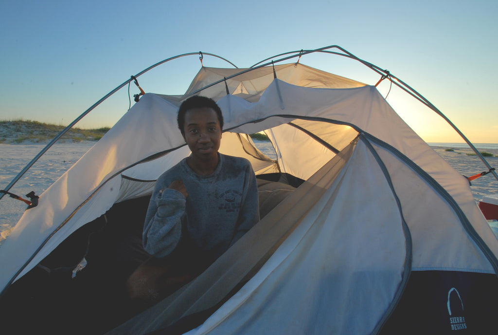 Eco-Tourism: Primitive Camping in Perdido Key