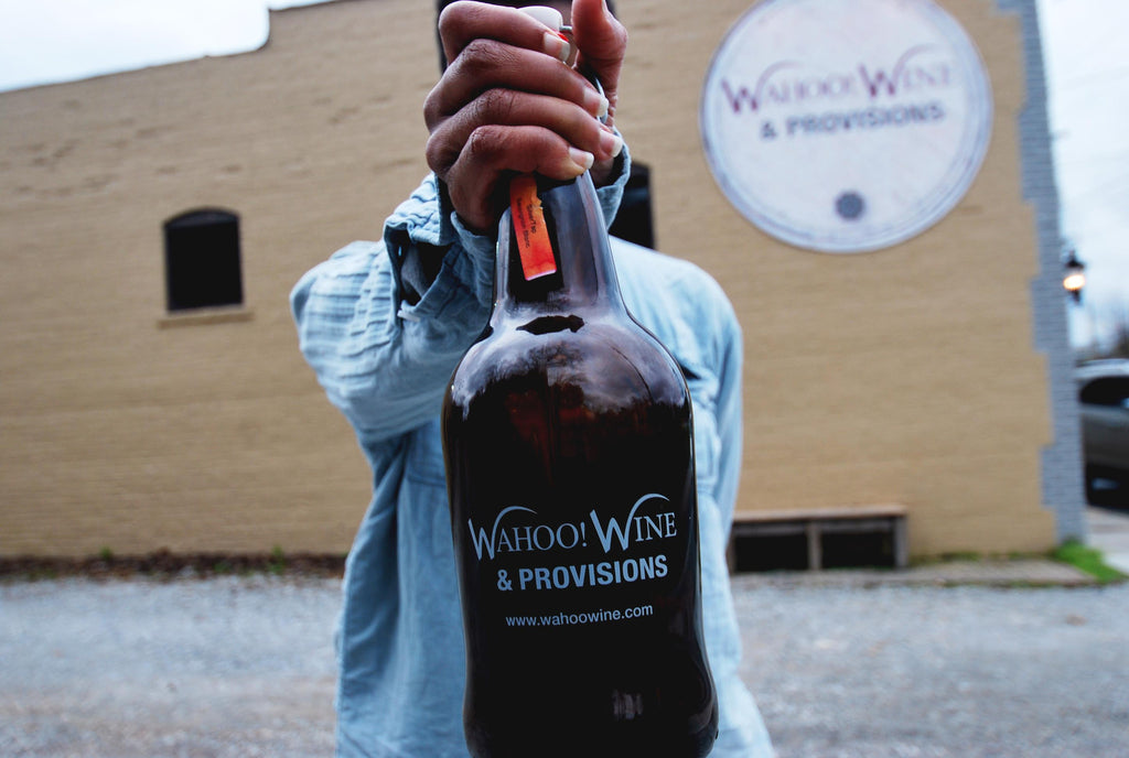 How to buy wine and beer zero waste in Atlanta?