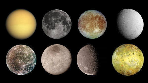 REPOST: Scientists Find What Could Be A History-Making Moon