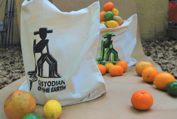 Custodian of the Earth Everything Bag