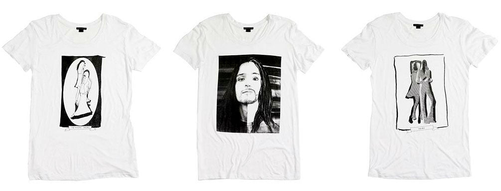 Fashion's Night Out 2011 Theyskens' Theory Tees