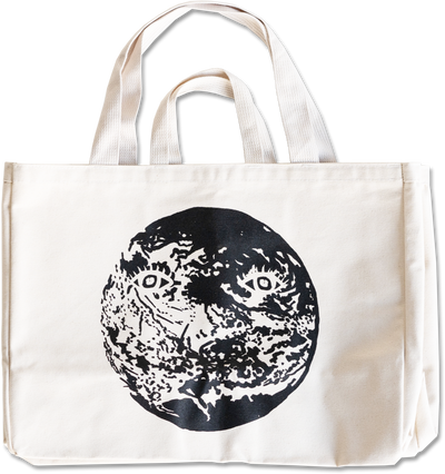 Mother Earth XXL Tote