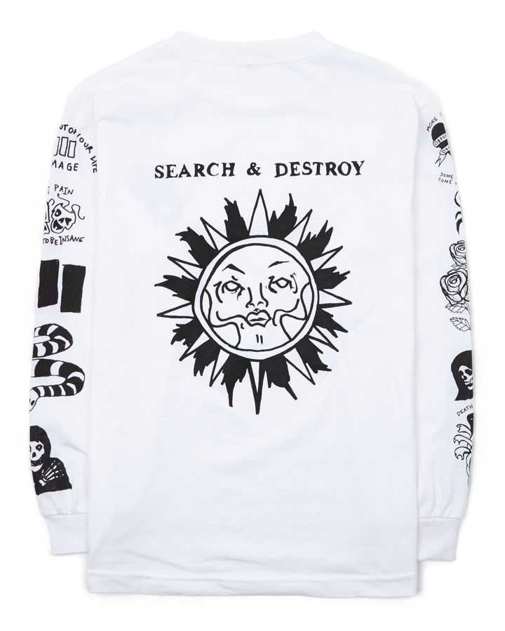 Henry Tattoo Long Sleeve Tee