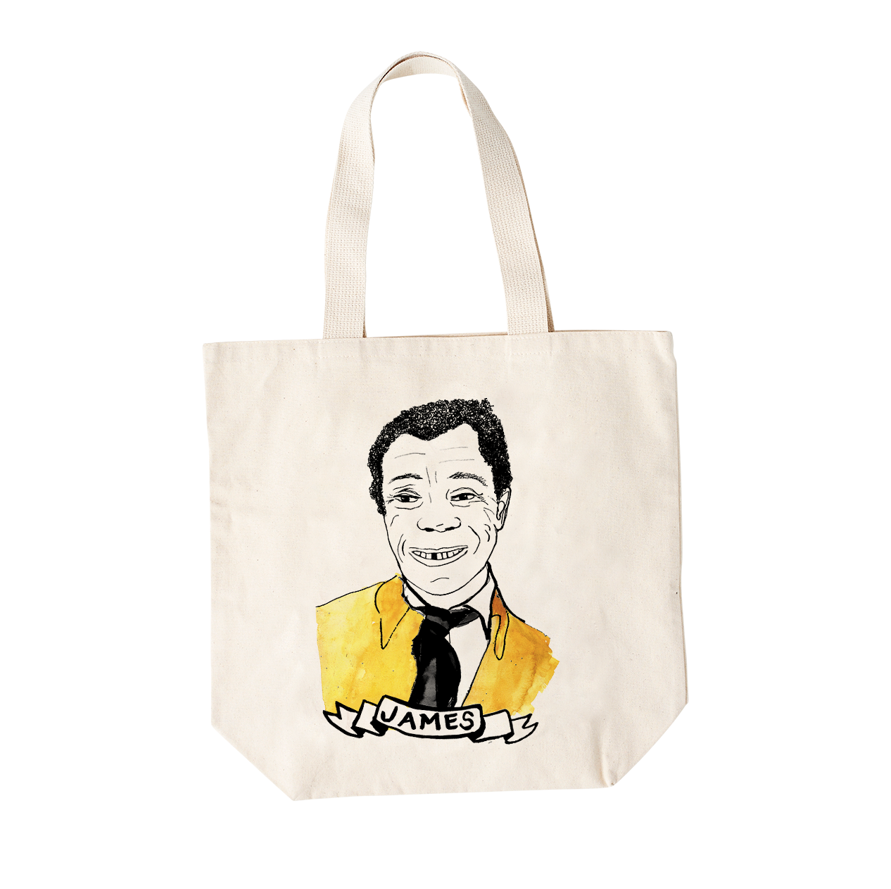 James Baldwin Tote