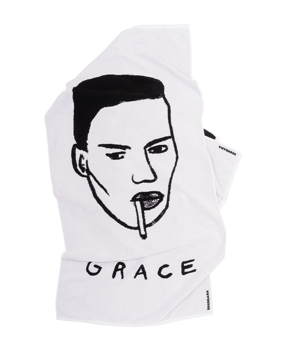 Grace Beach Towel