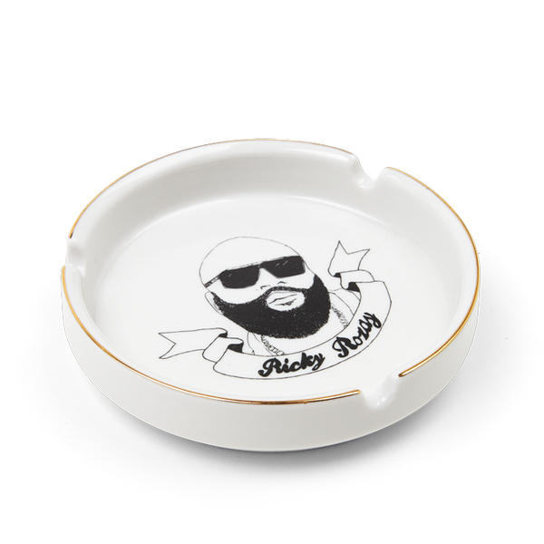 RICKY ROZAY ASHTRAY