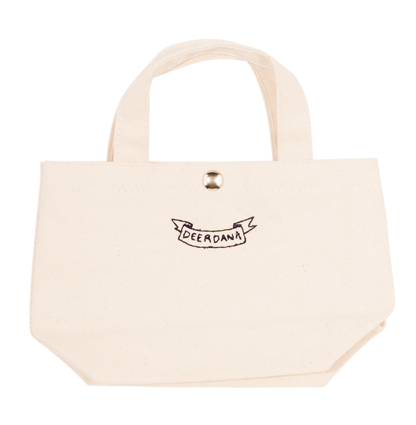 Sardine Tiny Tote Bag