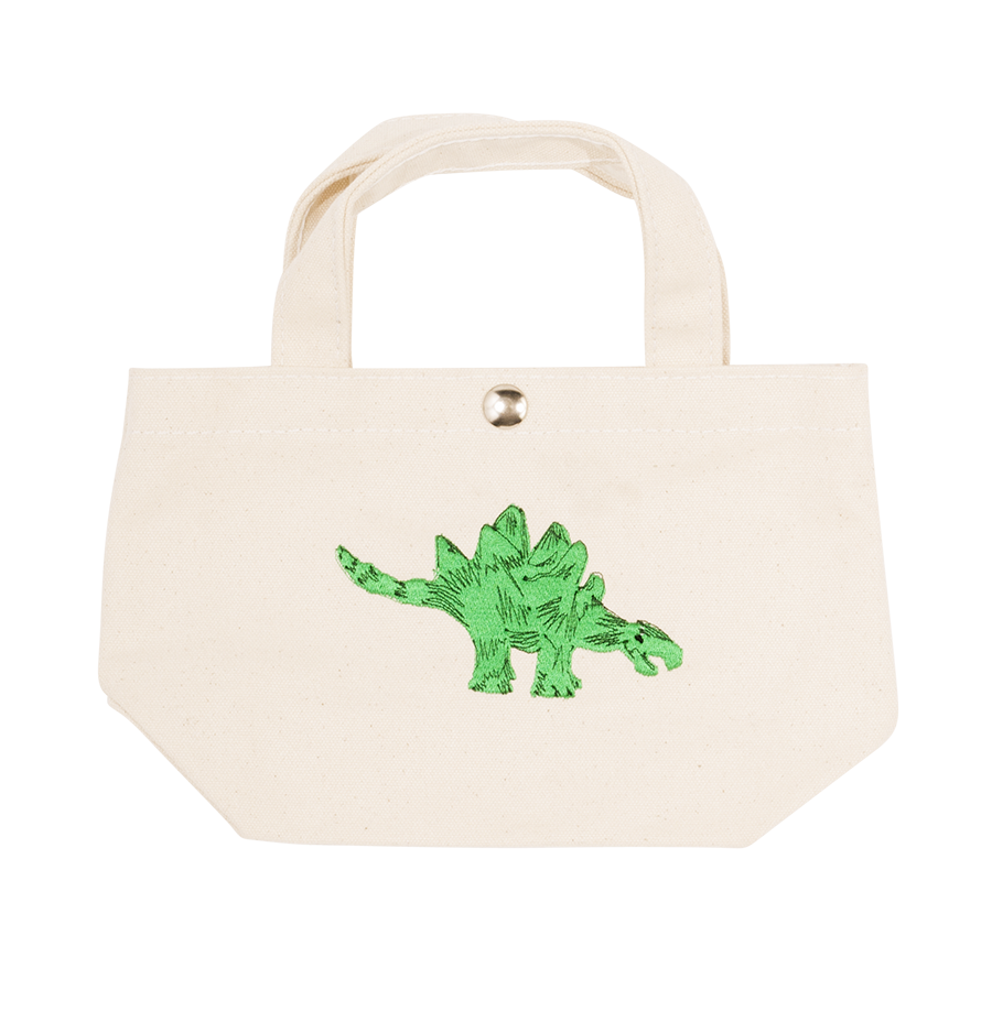 Dino Tiny Tote Bag