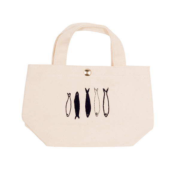 Fish Tiny Tote Bag