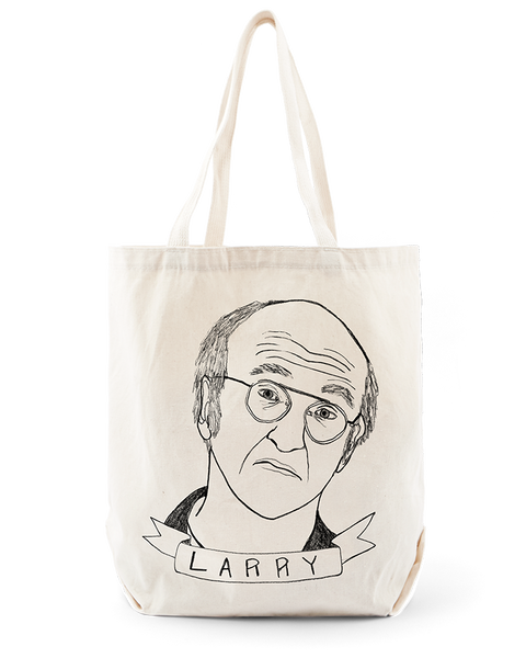 Larry Tote Bag