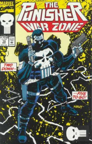 Punisher: War Zone Vol. 1 #10