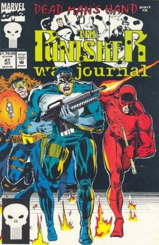 Punisher War Journal Vol. 1 #47