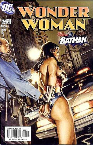 Wonder Woman Vol. 2 #220