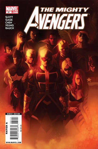 Mighty Avengers Vol. 1 #31