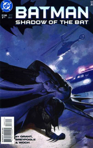 Batman: Shadow Of The Bat #66