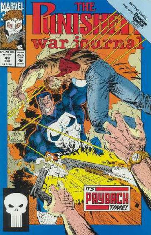 Punisher War Journal Vol. 1 #49