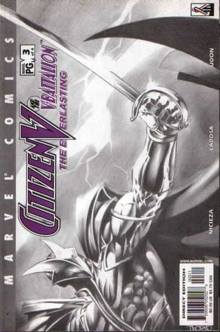 Citizen V And The V-Battalion: The Everlasting #3